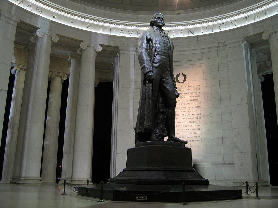 What Will America Do About Jefferson